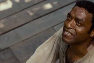 Hauptdarsteller Chiwetel Ejiofor in 12 Years A Slave