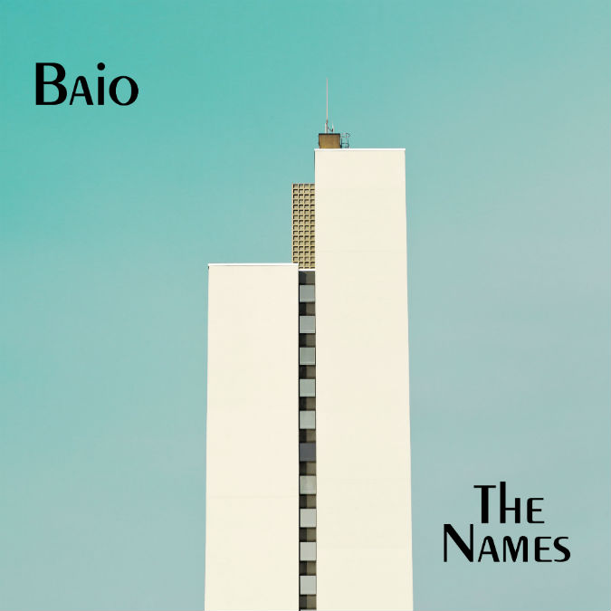 Baio_The_Names_AlbumArtwork