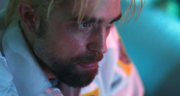 Drei Schattierungen Blond: Robert Pattinson in Good Time