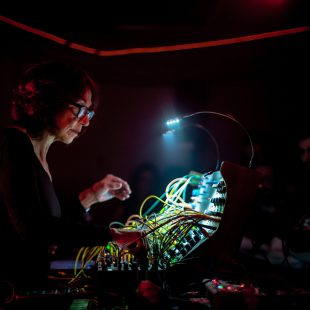 Suzanne Ciani by Maria Jose Govea 2016